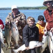Ucluelet fishing fun-for-all-ages