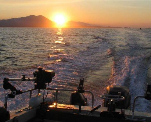 sunrise-fishing-ucluelet-fishing-charters