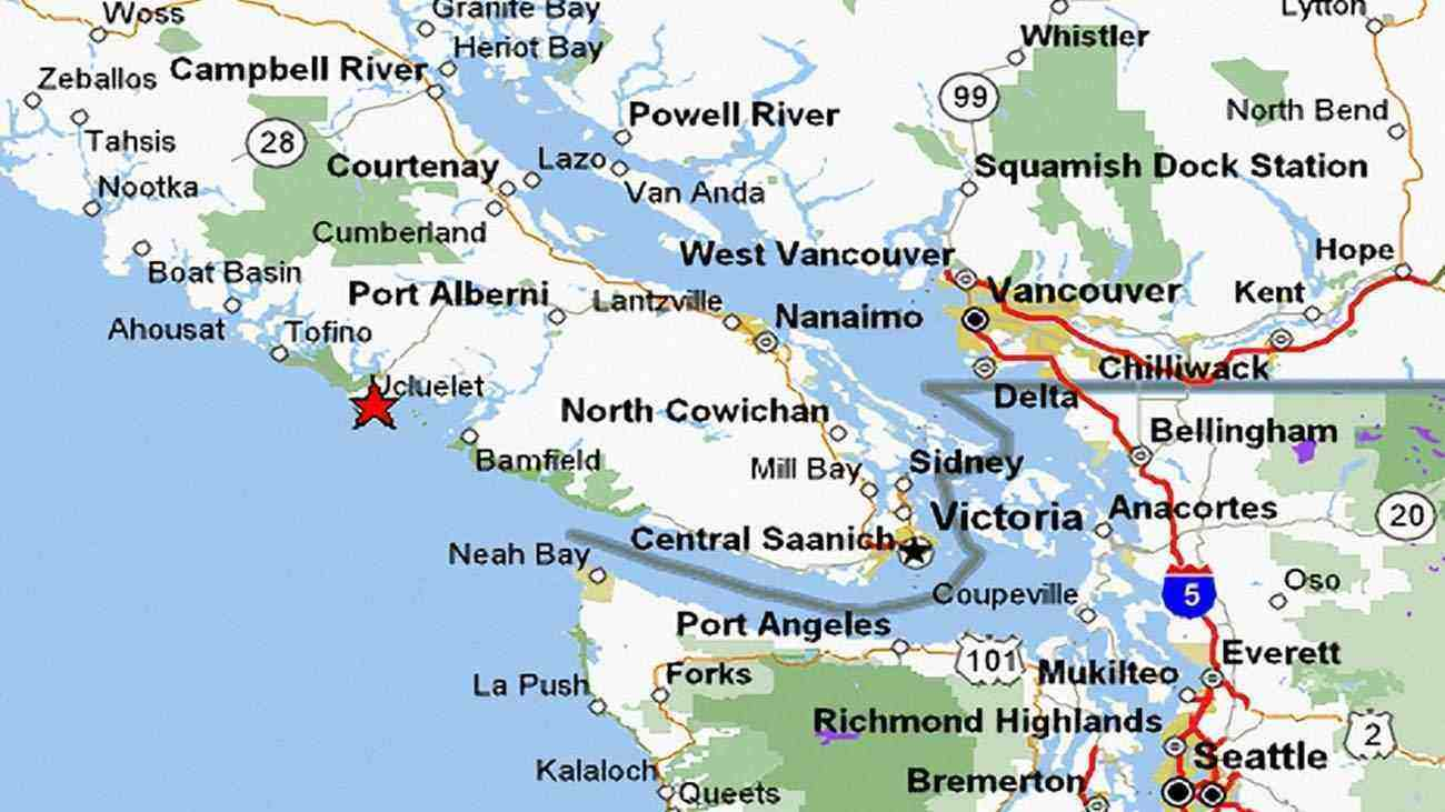 Ucluelet Fishing Charters on the West Coast of Vancouver Island